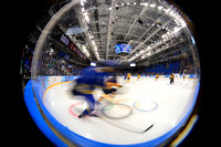 Olympics: Ice Hockey-Women's Prelim. Round - Group B - GER-SWE